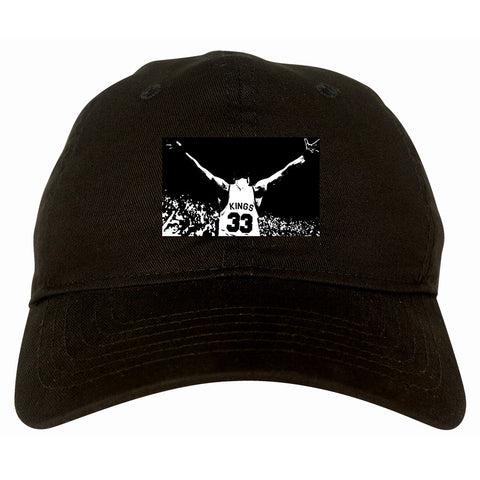 33 KINGS Dad Hat in Black