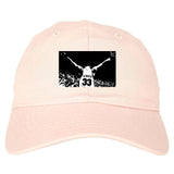 33 KINGS Dad Hat in Pink