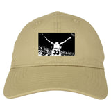 33 KINGS Dad Hat in Beige