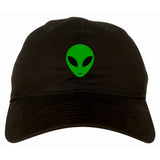 Alien Head Green Dad Hat