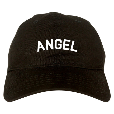 Angel Arch Good Black Dad Hat
