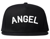 Angel Arch Good Black Snapback Hat