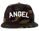 Angel Arch Good Camo Snapback Hat