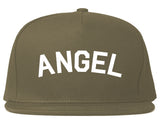 Angel Arch Good Grey Snapback Hat