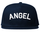 Angel Arch Good Navy Blue Snapback Hat