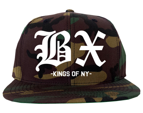 32243aaf6 BX Old English Bronx New York Mens Snapback Hat by Kings Of NY ...