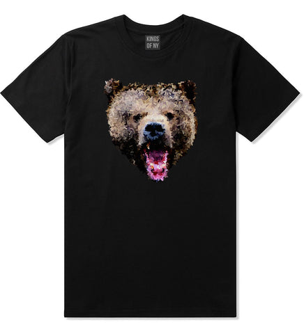 Bear Artwork T-Shirt