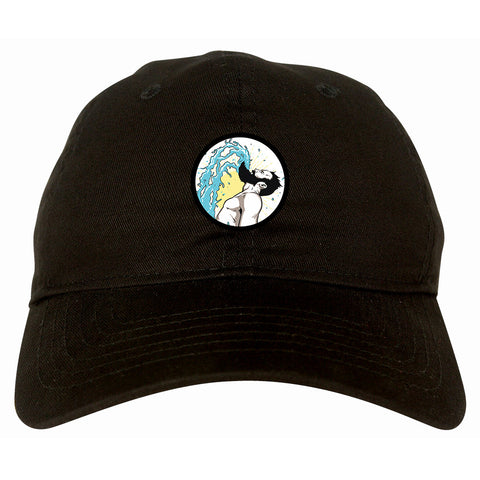 Beard Life Splash Dad Hat