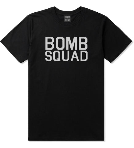 2feaa559ffbd1 Bomb Squad Black T-Shirt by Kings Of NY