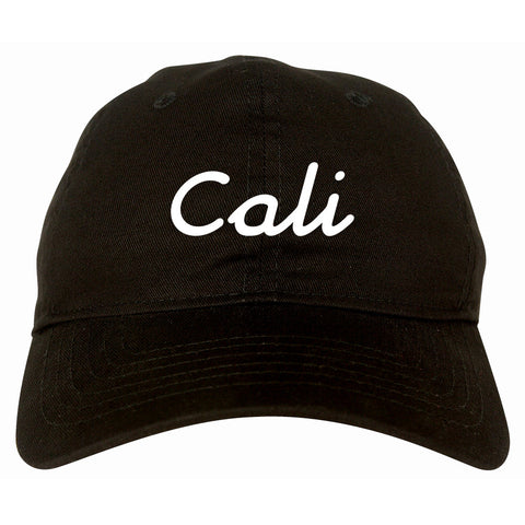 Cali California Script Dad Hat