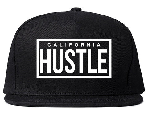 California Hustle Snapback Hat