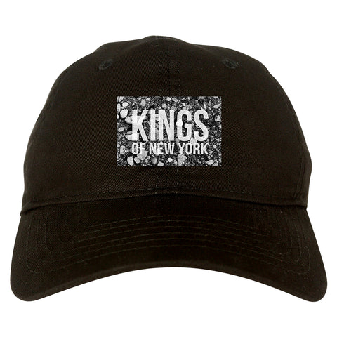 Came From The Dirt KONY Mens Dad Hat Baseball Cap Black