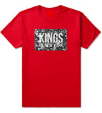 Came From The Dirt KONY Mens T Shirt Red