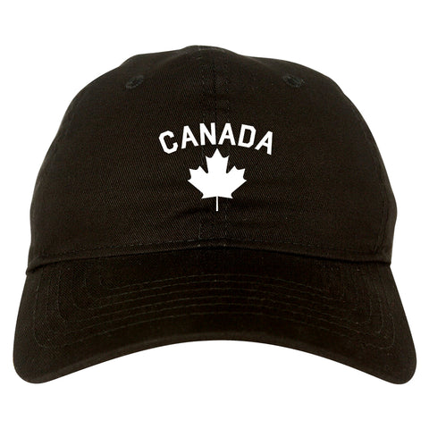 Canada Maple Leaf Mens Hat