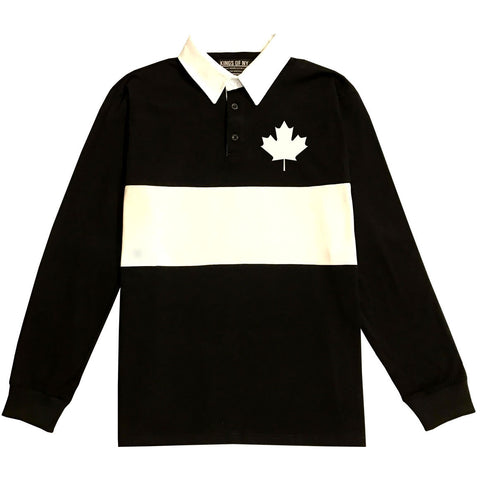Canada Maple Leaf Rugby Shirt