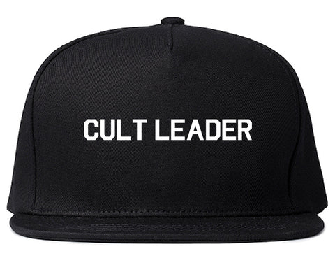 Cult Leader Costume Mens Snapback Hat by KINGS OF NY 6610c18cce54