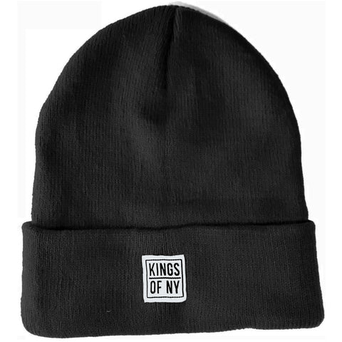 a3bc758dcd4 Mini Logo Beanie Hat (19 Colors) by KINGS OF NY