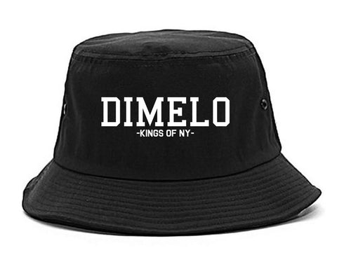 Dimelo Kings Of NY Black Bucket Hat