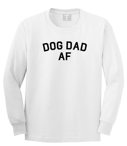 a76170ea Dog Dad Af Daddy Mens Long Sleeve T-Shirt by Kings Of NY – KINGS OF NY