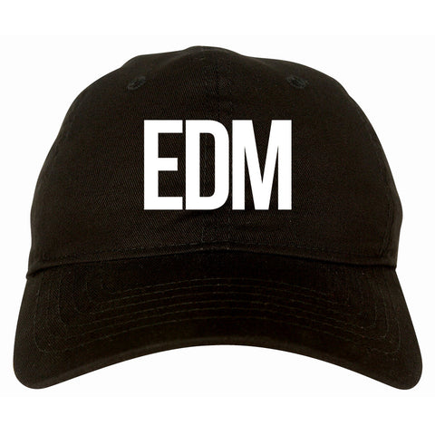 EDM Music Dad Hat