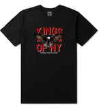 Eagle Kings Of NY Forever Mens T Shirt Black