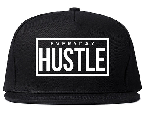 Everyday Hustle Snapback Hat