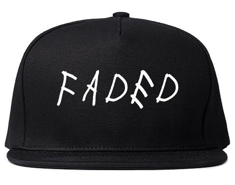 Faded Woes Snapback Hat