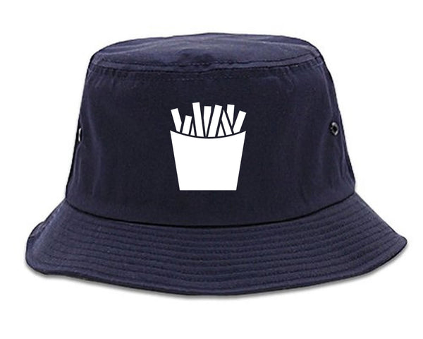 French Fry Fries Chest Mens Bucket Hat by Kings Of NY. – KINGS OF NY 76751de3231