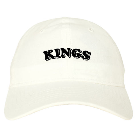 Kings Bubble Letters Dad Hat Kings Of Ny