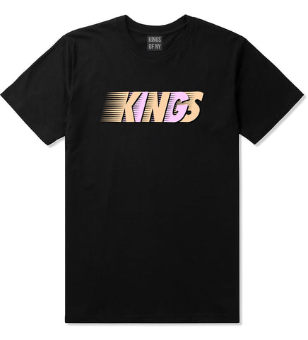 KINGS Easter T-Shirt in Black