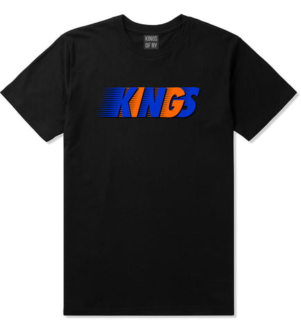KINGS NY Colors T-Shirt in Black