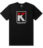 Kila Logo Parody T-Shirt in Black
