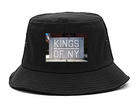 Kings Of NY Handball Court Mens Snapback Hat Black