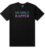 Mumble Rapper T-Shirt in Black