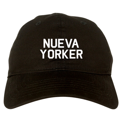 Nueva Yorker New York Spanish Black Dad Hat
