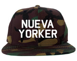 Nueva Yorker New York Spanish Camo Snapback Hat