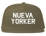 Nueva Yorker New York Spanish Grey Snapback Hat