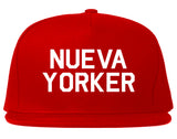 Nueva Yorker New York Spanish Red Snapback Hat