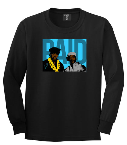 Paid In Full Artwork Long Sleeve T-Shirt