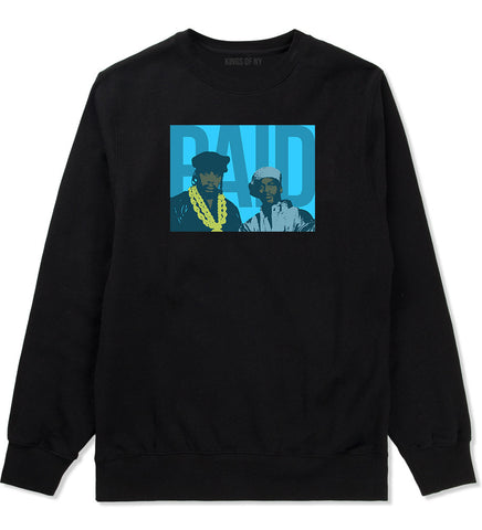 Paid In Full Artwork Crewneck Sweatshirt