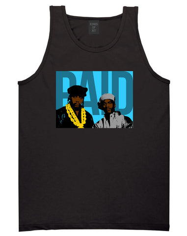 Paid In Full Artwork Tank Top