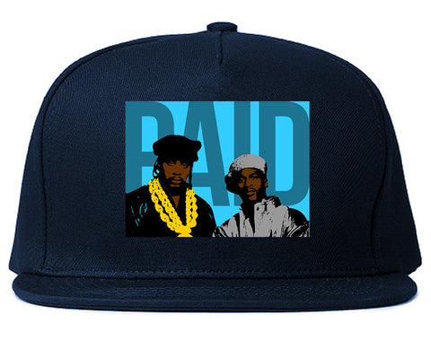 Paid In Full Artwork Snapback Hat Cap