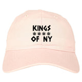Puff Puff Pass Mens Dad Hat Baseball Cap Pink