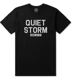 Quiet Storm Kings Of NY Mens T Shirt Black