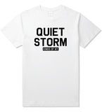 Quiet Storm Kings Of NY Mens T Shirt White