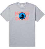 Sailing Team T-Shirt in Grey