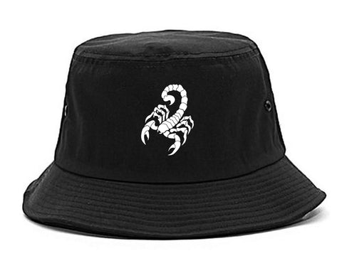 b114a608 Scorpion Mens Bucket Hat by KINGS OF NY