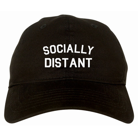 Socially Distant Dad Hat Baseball Cap