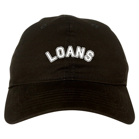 Student_Loans_College Black Dad Hat