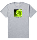 Taste Neon Green Yellow Mens T-Shirt Grey by Kings Of NY